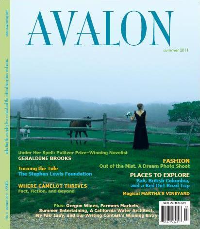Avalon  Cover Summer
